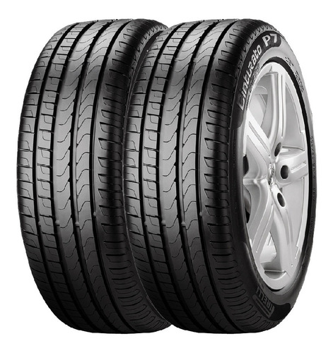 Combo X2 Neumaticos Pirelli 195/50r16 84v P7 Cuotas