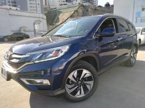Honda Crv Exl Navi 2016 Financiada O Contado