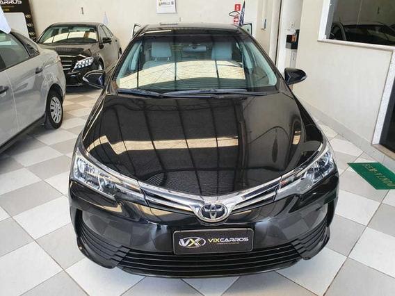 Toyota - Corolla 1.8 Gli Upper 16v Flex 4p Automático 2018