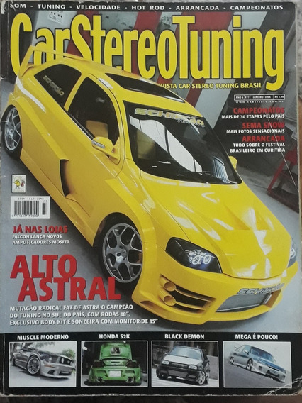 Revista Car Stereo Tuning - Ano 06 - Número 77