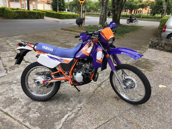 Vendo O Cambio Yamaha Dt 200