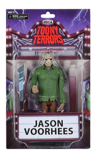 Neca Toony Terrors Friday The 13th 6 Jason