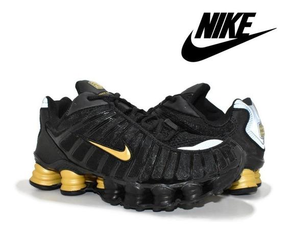 Tênis Nike Shox Ti 12 Molas Neymar Originnal Frete Grátis