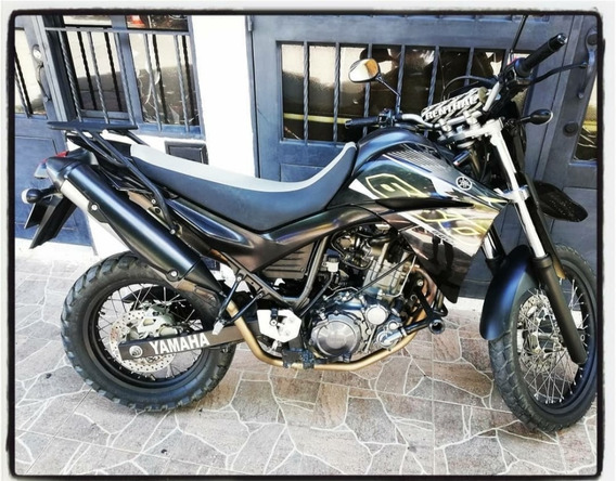 Yamaha Xt 660r Modelo 2016