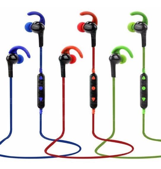 Fone De Ouvido Bluetooth Sport Corrida Stereo In-ear Barato