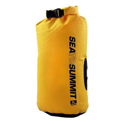 Bolsa Seca Campismo 420d 5l Amarillo Accesorio Sea To Summit