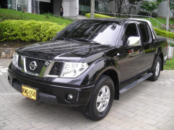 Nissan Navara 2.5 High 2012 Mecanico 4x2