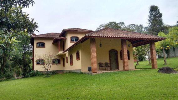 Chácara Com 4 Dorms, Itaquaciara, Itapecerica Da Serra - R$ 700 Mil, Cod: 2055 - V2055