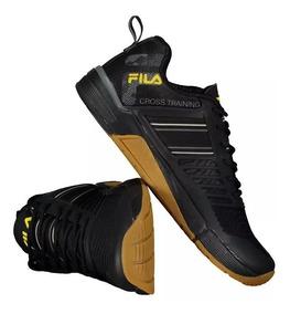Tênis Fila Fxt Pró 2.0 Masculino 829783 Preto E Marrom