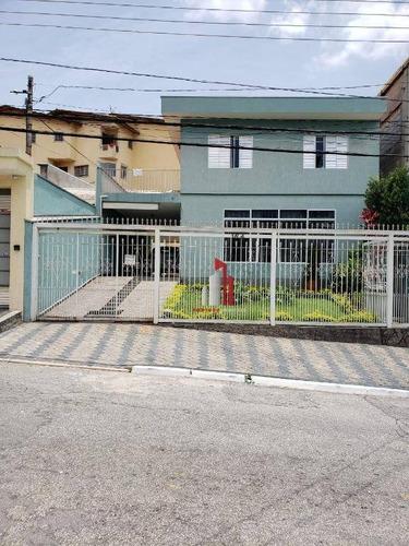 Sobrado Com 4 Dormitórios À Venda, 250 M² Por R$ 770.000,40 - Freguesia Do Ó - São Paulo/sp - So0047