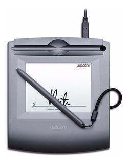Tabla Para Firmas Monocromática Wacom Stu-430 Pantalla 4.5