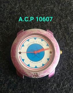 Reloj Benetton