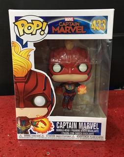 Funko Pop Captain Marvel 433 Captain Marvel Nuevo Magic4ever