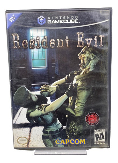 Jogo Resident Evil Remake - Gamecube Original