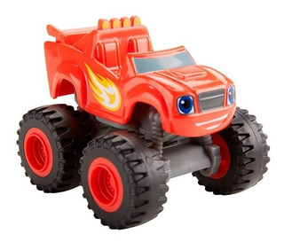 Blaze And Monster Machines - Blaze - Plastico - Fisher Price