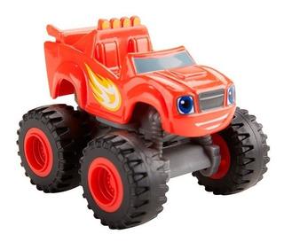 Blaze And Monster Machines - Blaze - Plastico - Fisher Price