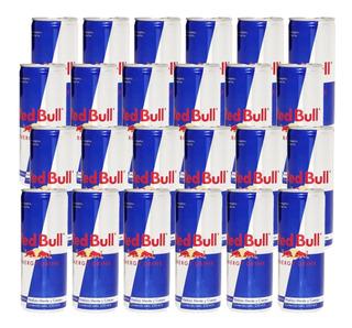 Red Bull Energizante Lata 250 Ml Caja X24 Clasico 01almacen