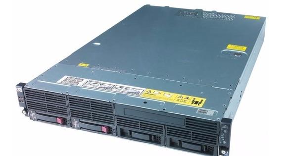 Servidor Hp Dl180 G6 8gb Ram 2 Xeon 4core E5506 - 2 Fontes