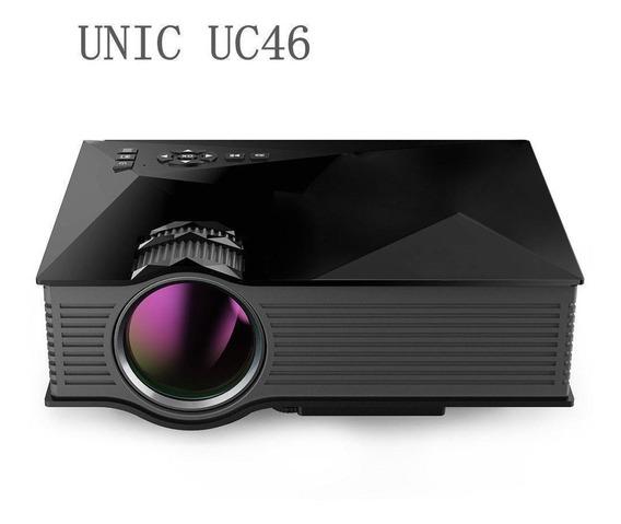 Projetor Unic Projector Led Wi-fi Ready Uc 46
