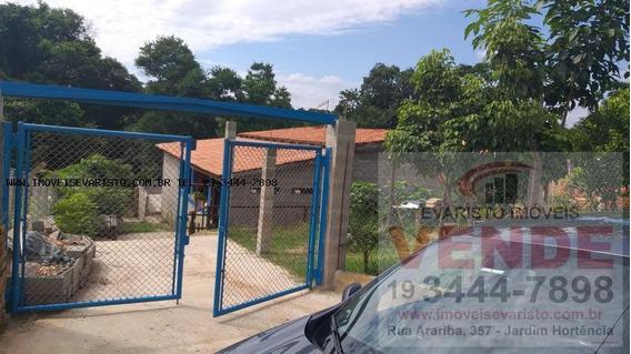 Chácara Para Venda Em Limeira, Pires Do Meio, 1 Dormitório, 1 Banheiro, 1 Vaga - 3096_1-1363273
