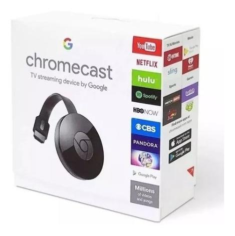 Chromecast Nc2 Novo, Original.