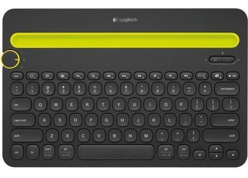 Teclado Inalambrico Logitech Bluetooth iPad Celular Nnet
