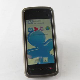 Nokia 5233 Symbian Câmera Leitor Sd 2g Desbloqueado - Usado