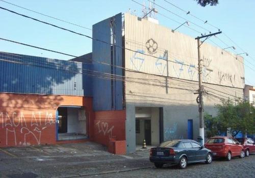 Imagem 1 de 15 de Locação Galpão - Santo Amaro, São Paulo-sp - Rr1677
