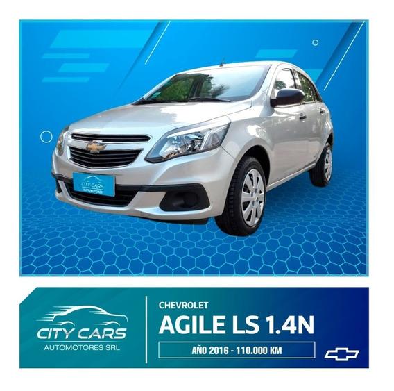 Chevrolet Agile Ls 1.4n