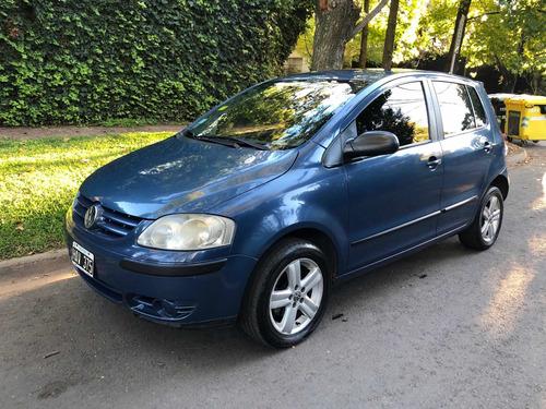 Volkswagen Fox 1.6 Trendline 5 P 2008