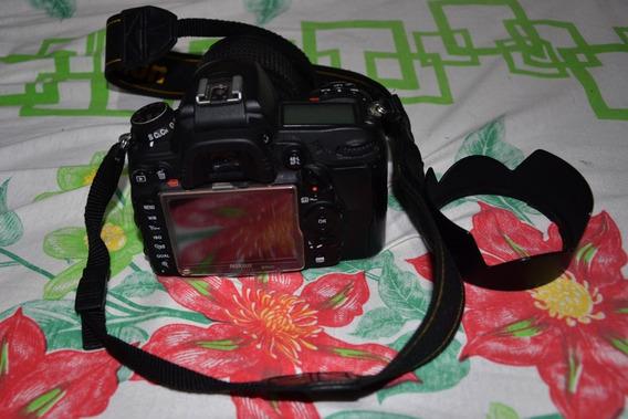 Camara Nikon Fotografica D7000 Super Nova