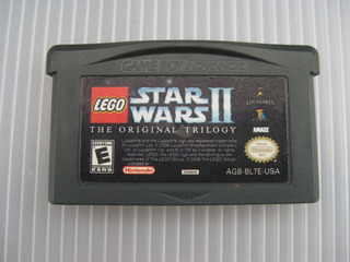 Lego Star Wars Ll Gba Original