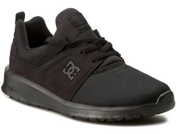 Tenis Dc Shoes Heathrow Negro Adys700071