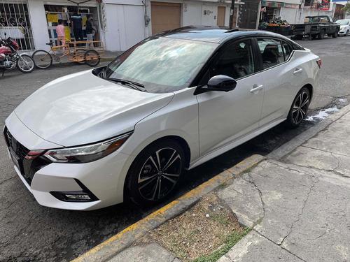 Nissan Sentra Sr Bitono Cvt 2020
