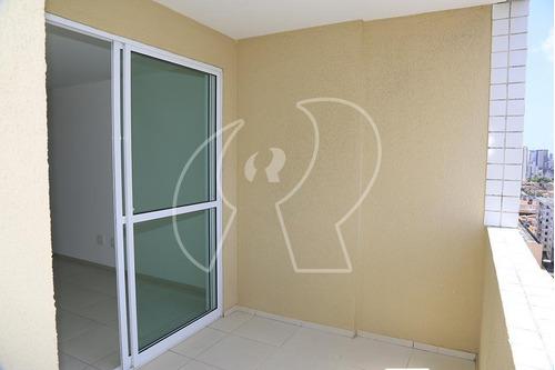 Apartamento Com 3 Dormitórios À Venda, 90 M² Por R$ 460.000,00 - Joaquim Távora - Fortaleza/ce - Ap1895