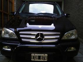 Mercedes Benz Ml 2004