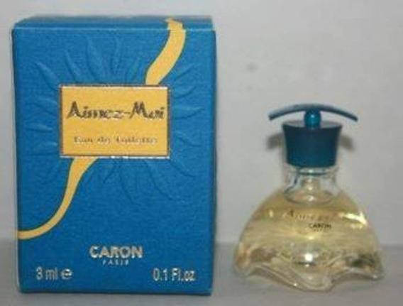 Miniatura De Perfume: Caron - Aimez-moi - 3 Ml - Edt