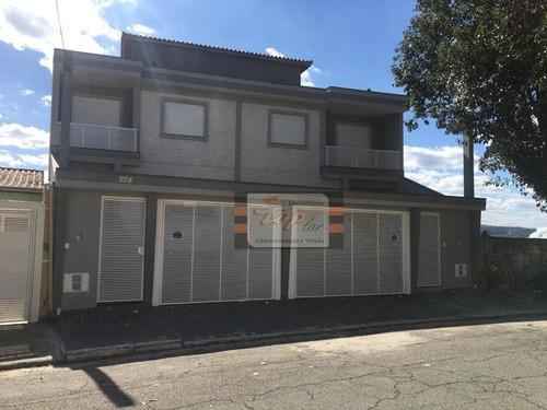 Sobrado Com 3 Dormitórios À Venda, 140 M² Por R$ 725.000 - Pirituba - São Paulo/sp - So0730