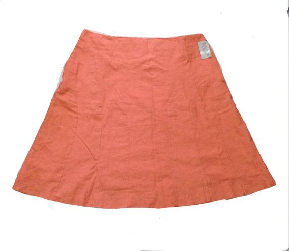Falda Naranja Talla 42 O 3extra Grande