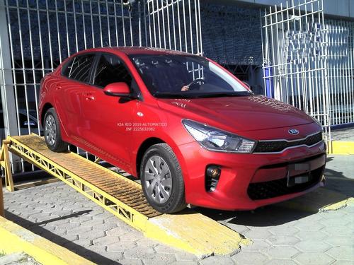 Imagen 1 de 15 de Kia Rio 2019 Ex Automatico 4 Cil 1.6 Lts Sedan Eng $ 45,600