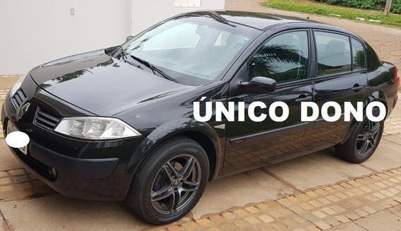 Renault Megane Sedan Expression 1.6 16v Flex Único Dono