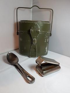 Conjunto Antigo Cantil Espiriteira Wmf Guerra Fria 1952