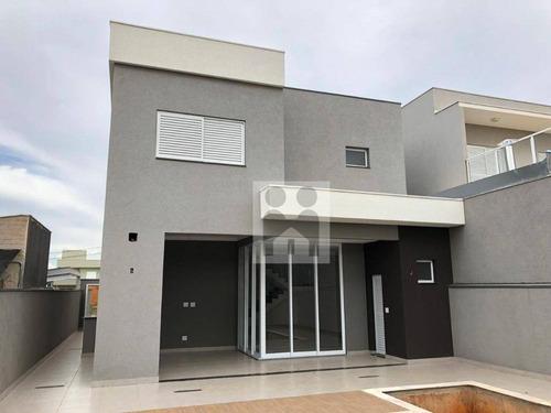 Imagem 1 de 30 de Casa Com 5 Dormitórios À Venda, 217 M² Por R$ 900.000,01 - Bonfim Paulista - Ribeirão Preto/sp - Ca0518