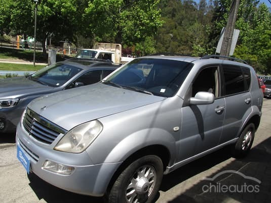 Sangyong Rexton 2006 Xdi 2.7 Xc210 At Full