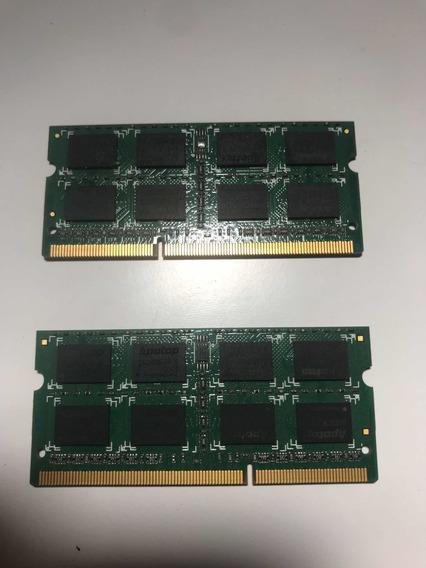 Memoria Ram Ddr3 4gb 1066/1333 Mhz Notebook