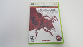 Dragon Age Origins Awakening - Xbox 360 - Original - Física