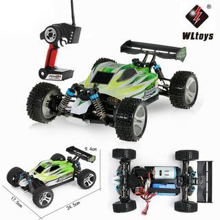 Wltoys A959b 4x4 2.4 1/18 70km Coche Hobby Automodelismo Rc