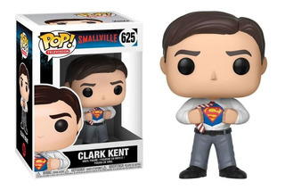 Funko Pop Television #625 Smallville Clark Kent Original