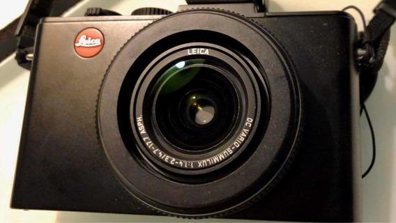 Maquina Leica D-lux 6 Com 2 Baterias- Aberto A Negociação