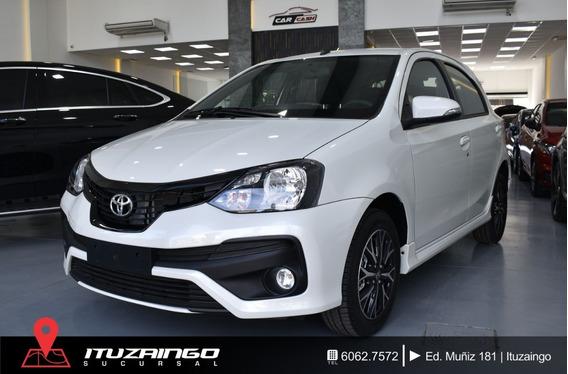 Toyota Etios 1.5 Xls Automatico 2020 - Car Cash